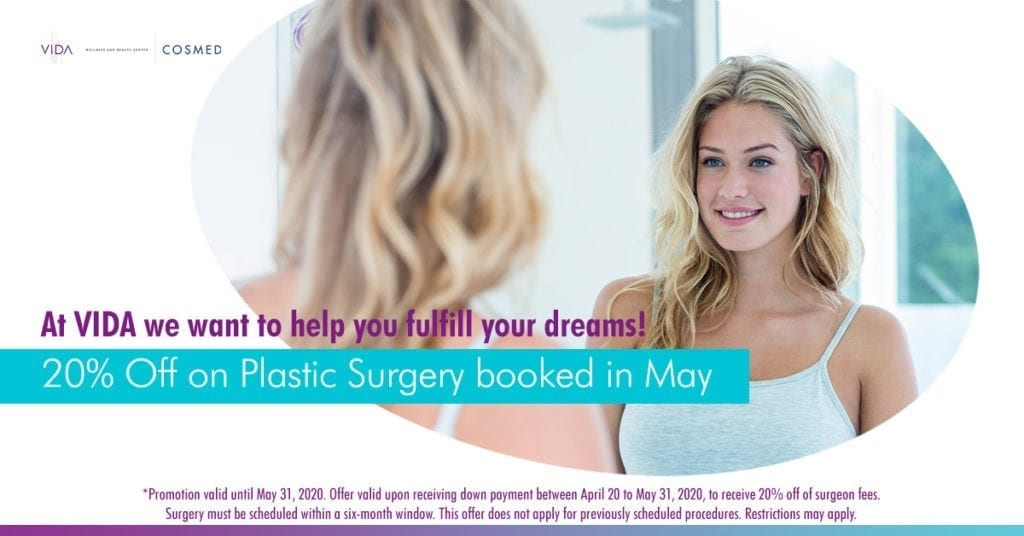 May, Plastic surgery, promotion, beauty, clinic, tijuana, plastic surgeon