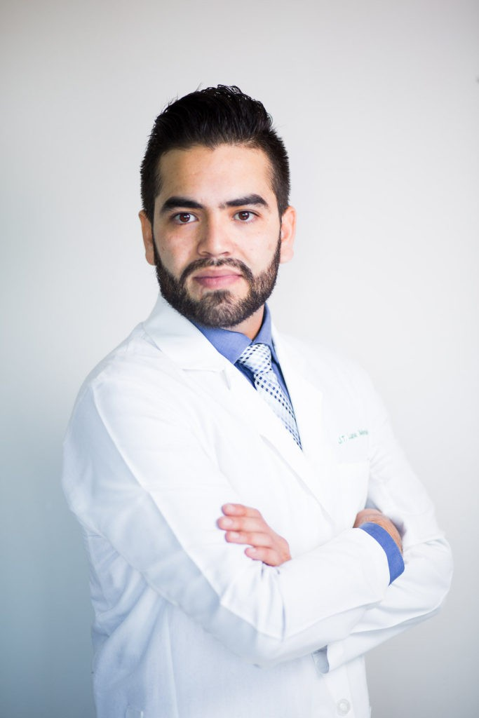 Hormone Replacement Therapy expert. Dr. Ruben Medina